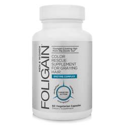 Vitamíny proti šedivění vlasů