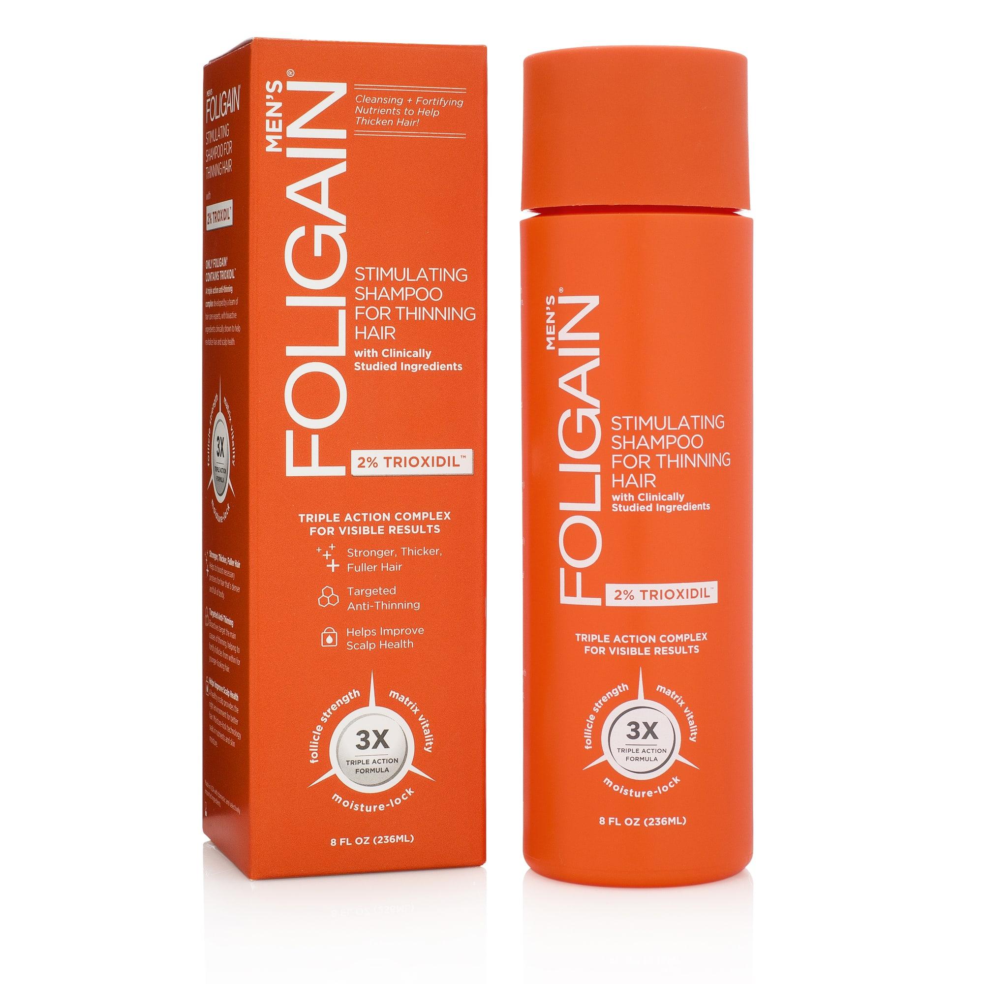 Šampon proti padání vlasů pro muže Foligain