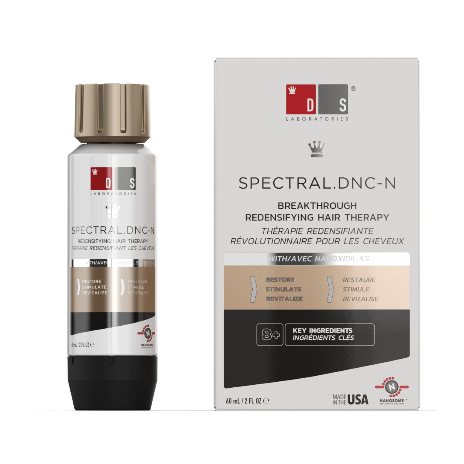 Spectral DNC-N (5% Nanoxidil) proti vypadávání vlasů